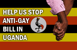 Help Us Stop Anti Gay Bill in Uganda