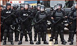 Fight the Militarization of Law Enforcement