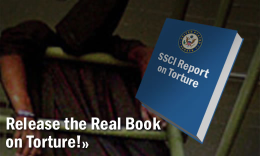 Release the Real Book on Torture!