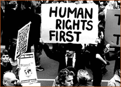 About Human Rights First